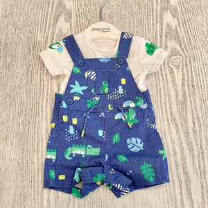 Jungle Dungaree Set 1681