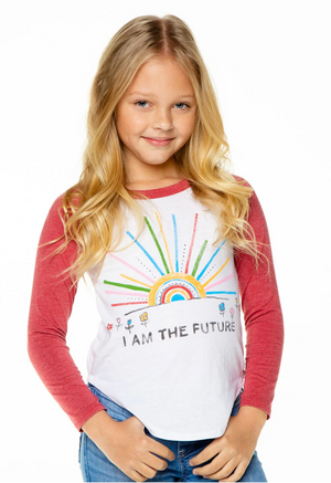 I Am The Future Recycled Tee