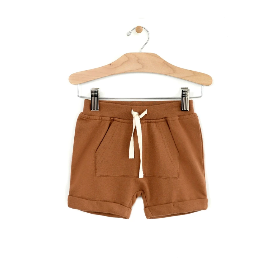 Kangaroo Pocket Shorts bb-414