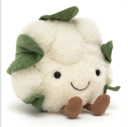 Jellycat Plush Cauliflower
