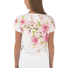 Load image into Gallery viewer, SAKURA Crop Tee