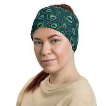 Load image into Gallery viewer, PEACOCK Gaiter/Headband