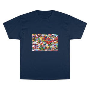 Champion Flags Tee