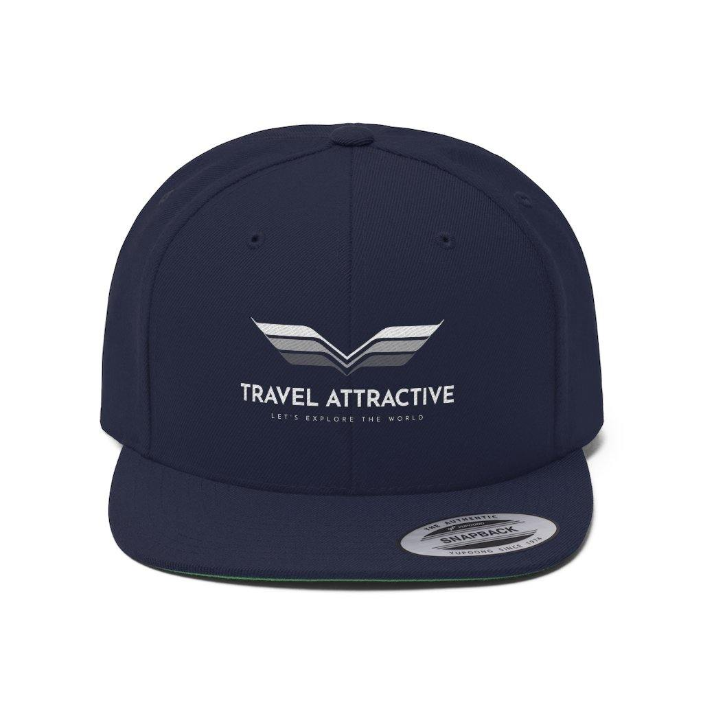 TA Unisex  Cap - Travel Attractive