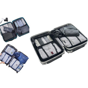 Travel Cubes Organizers – Assorted Colors