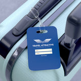 First Class Travel Bag Tag