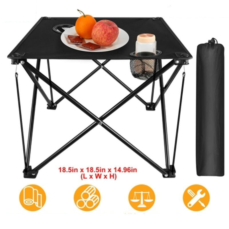 Foldable Portable Camping Table