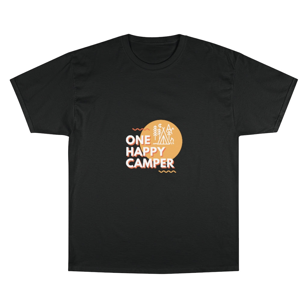 Champion Unisex One Happy Camper