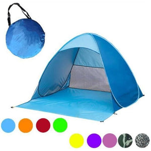 Pop-Up Tent with UV 50+ Protection