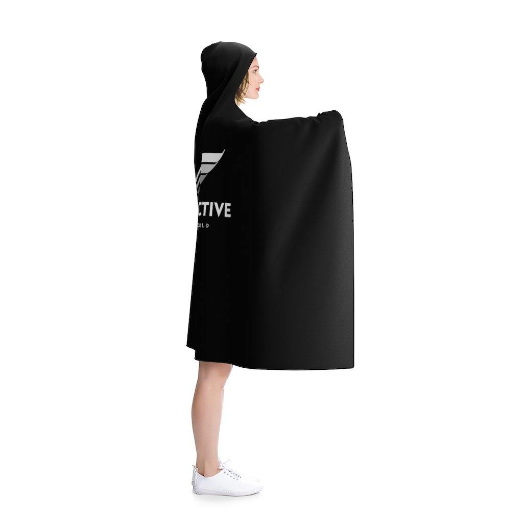 Airplane Hooded Blanket - Travel Attractive