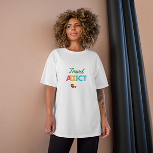 Champion Unisex Travel Addict Tee