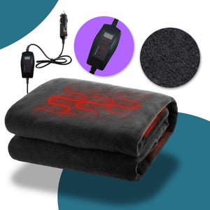 Travel Car Heated 12V  Blanket - 2 Pack