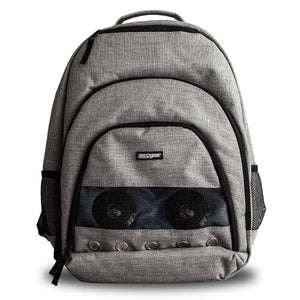 Deco Gear Speaker Backpack with 10 000 mAh Power Bank