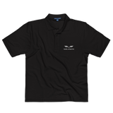 Travel Attractive Men's Premium Polo