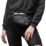 TA Embroidered fanny pack