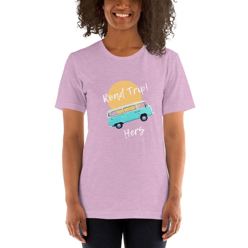 Road Trip Hers T-Shirt