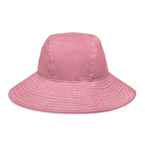 Travel Attractive Wide brim bucket hat - Travel Attractive