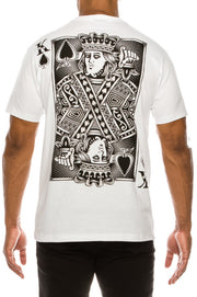 MEN'S KING OF SPADE T-SHIRTS - 7Nineteen clothing store