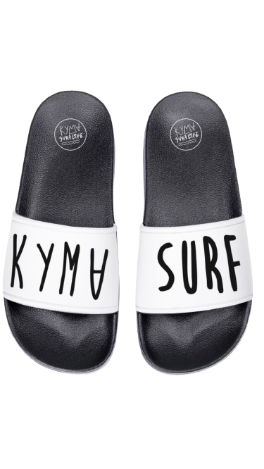 Kyma Slippers Surf