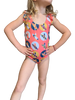 Kyma  One Piece Swimsuit Surf Girl