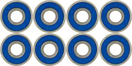 Enuff Abec 5 Bearings 8-Pack