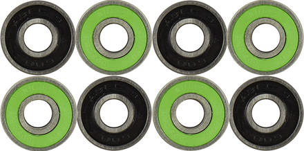Enuff Black Bearings 8-Pack