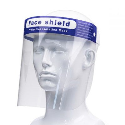 CE Certified Face Shield with Padding