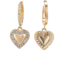 Load image into Gallery viewer, Key to my heart Bundle - Innysthebrand Jewelleryy