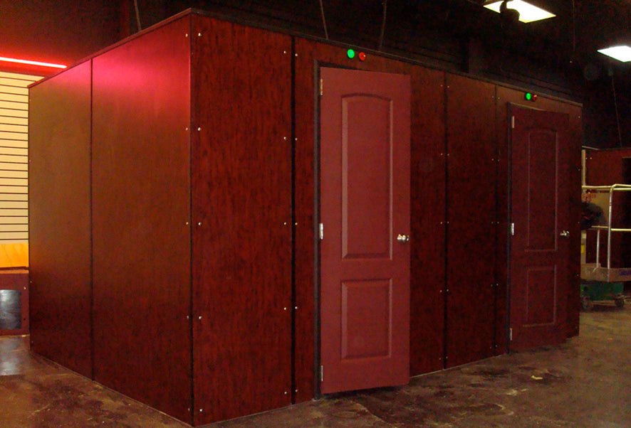 Mini Theater Booths