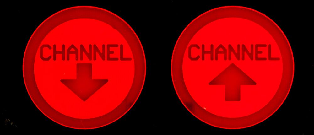 Channel Change Up and Down