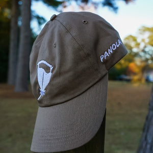 Feather Hat- Relaxed Fit- Solid Color