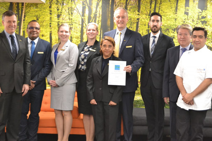 Radisson Blu Sydney Becomes First Radisson Hotel Awarded Green Key in Asia-Pacific