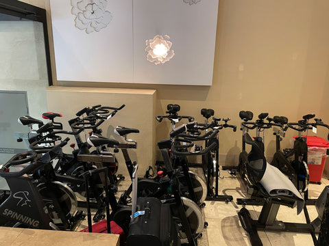 Amount of bikes being rented for a 2-week period