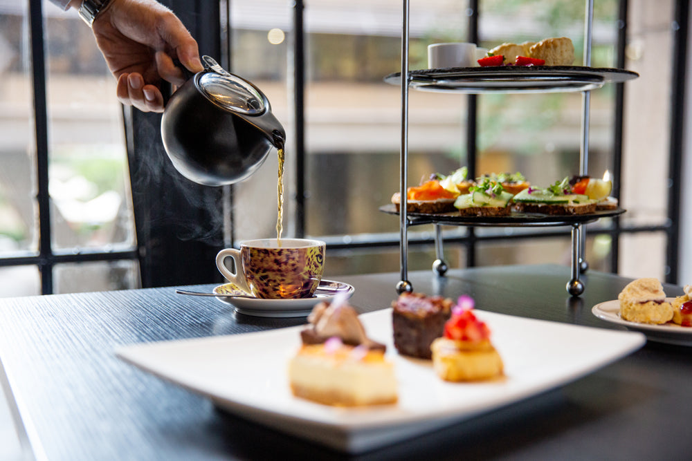 Gift Voucher I Traditional High Tea for Two including a bottle of sparkling