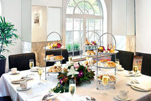 Load image into Gallery viewer, Gift Voucher I Traditional High Tea for Two including a bottle of sparkling