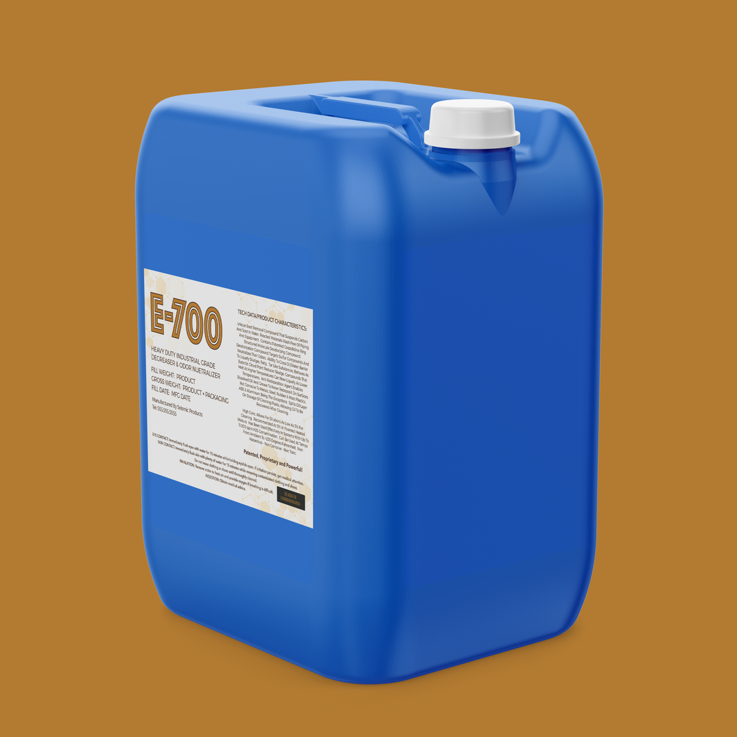 E-700 Original Ref Cleaner Highly Concentrated Refinery Cleaner