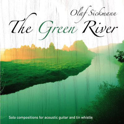 Olaf Sickmann - The Green River (CD) (5906917818521)