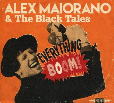 "Alex Maiorano & The Black Tales - Everything Boom (12"" Vinyl-Album)"