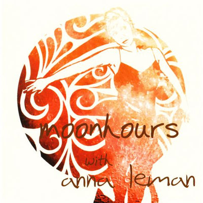 Anna Leman - Moonhours (CD) (5906918375577)