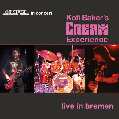 Kofi Baker's Cream Experience - Live In Bremen (2CD) (5965375504537)