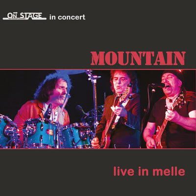 Corky Laing's Mountain - Live In Melle (2CD) (5965375570073)