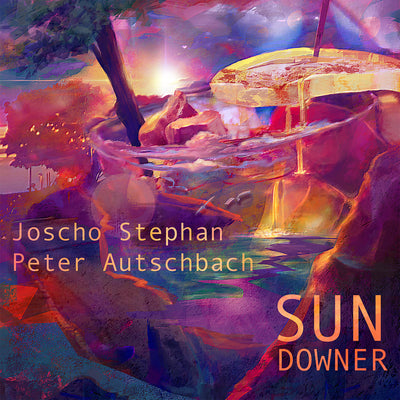 Joscho Stephan & Peter Autschbach - Sundowner (CD) (6575947219097)
