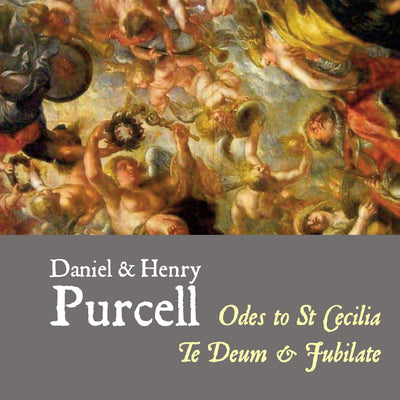 Collegium Cantorum Köln - Daniel & Henry Purcell Music For St. Cecilia (CD) (5948064628889)