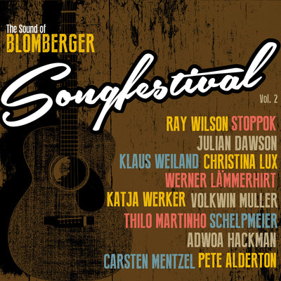 Various Artists - The Sound Of Blomberger Songfestival Vol. 2 (CD) (5948064825497)