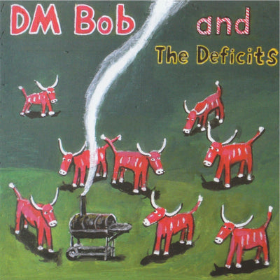 DM Bob & The Deficits - They Called Us Country  (CD) (5906919522457)