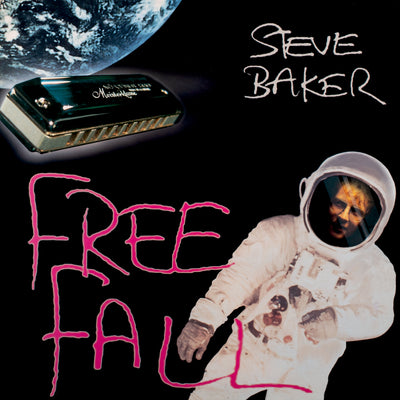 Steve Baker - Free Fall (Digital-Album) (6688536592537)