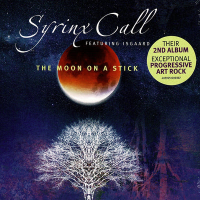 Syrinx Call feat. Isgaard - The Moon On A Stick (CD) (6653391306905)