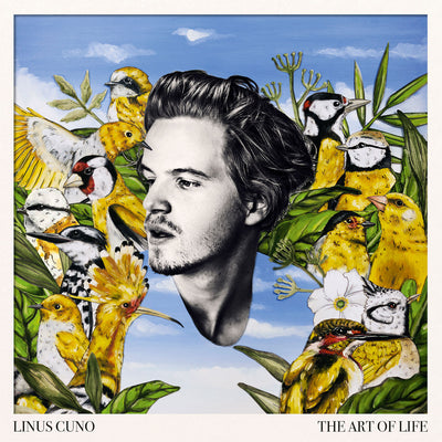 Linus Cuno - The Art Of Life (CD) (5871827222681)