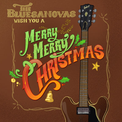 The Bluesanovas – Merry Merry Christmas (MP3-Download) (5955131310233)