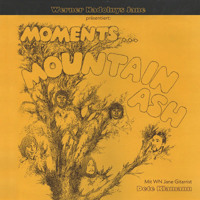Werner Nadolnys Jane präsentiert: - Mountain Ash - Moments  (CD)